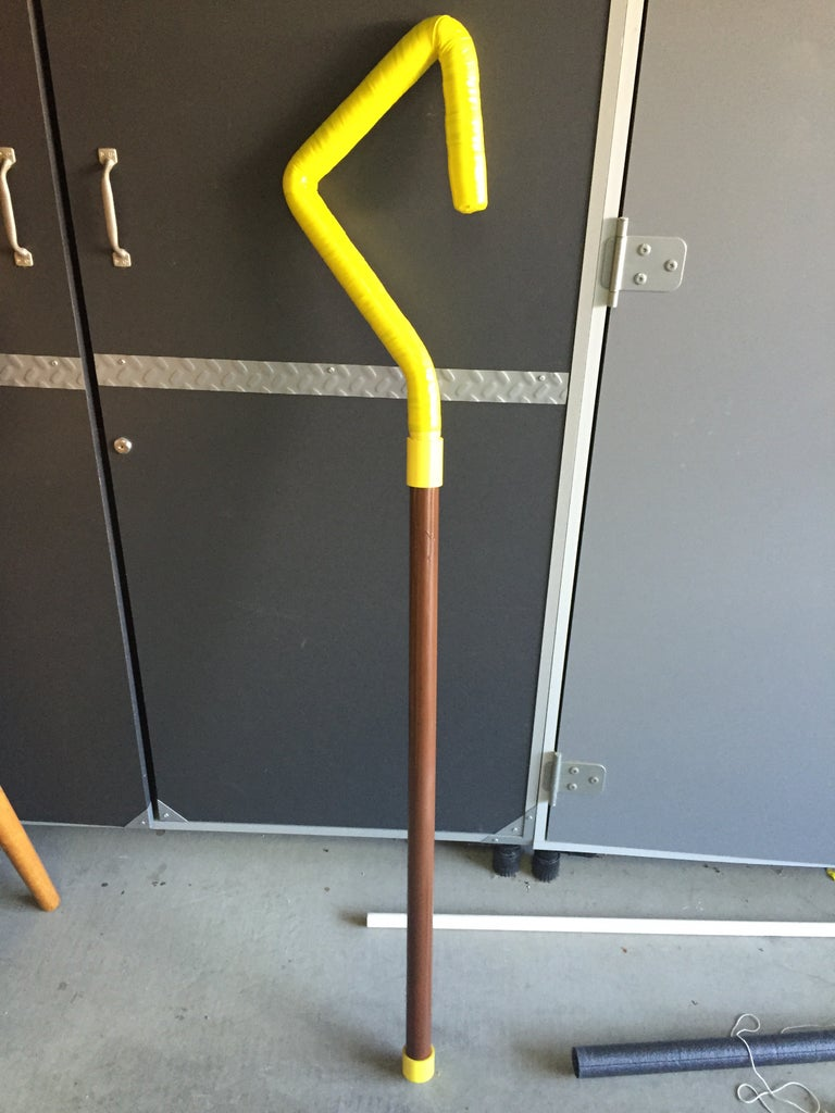 Sticking It to the Cooper Cane