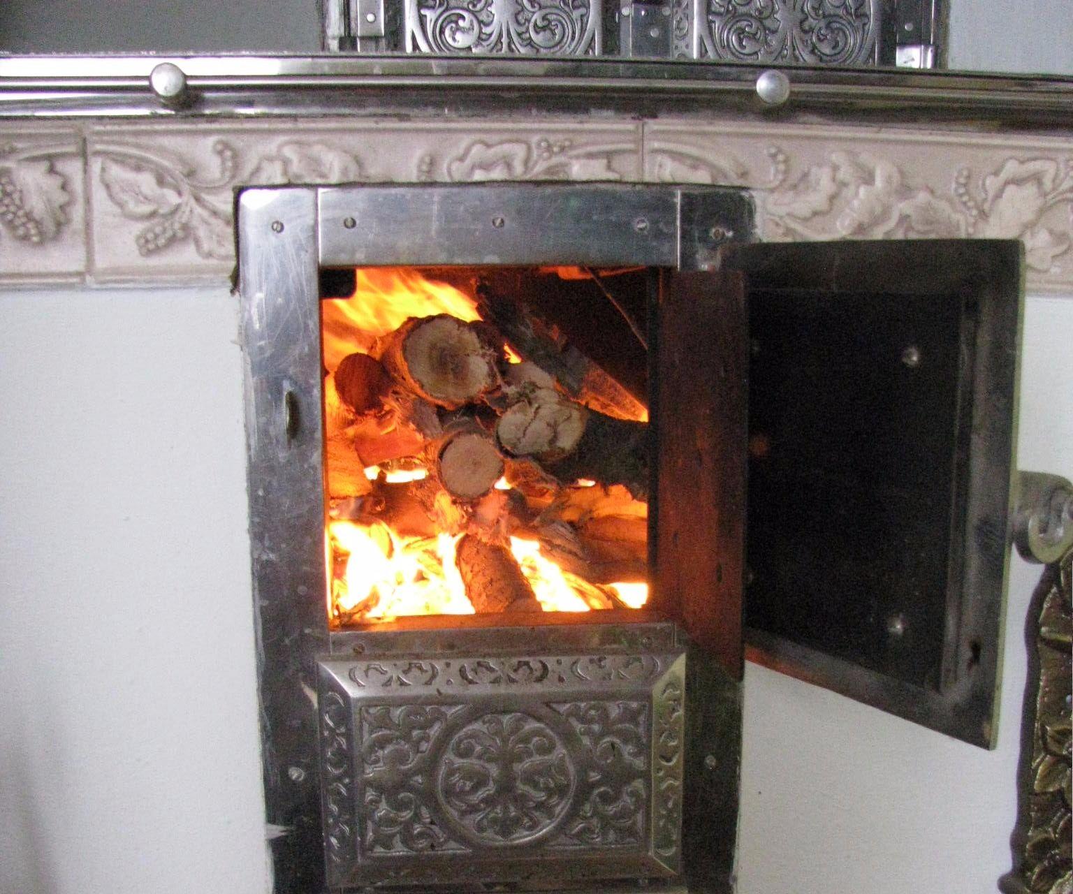Ukrainian traditional oven