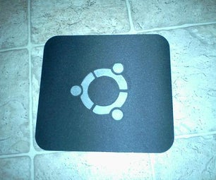 Show Your Enthusiasm With an Ubuntu Linux Mousepad!