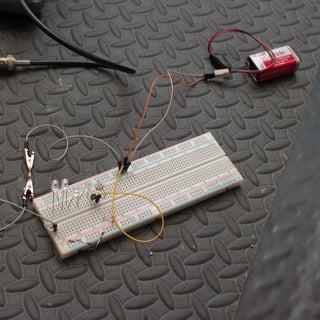 Dark Sensor ( Light Sensor / Automatic Street Light )