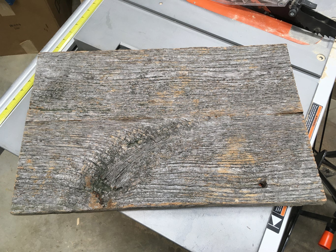 Wood Body Preparation: Face
