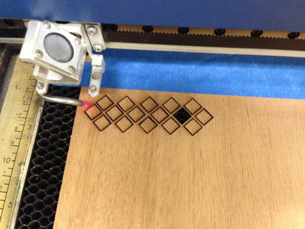 Easily Pick Up Many Pieces From the Laser Cutter Bed