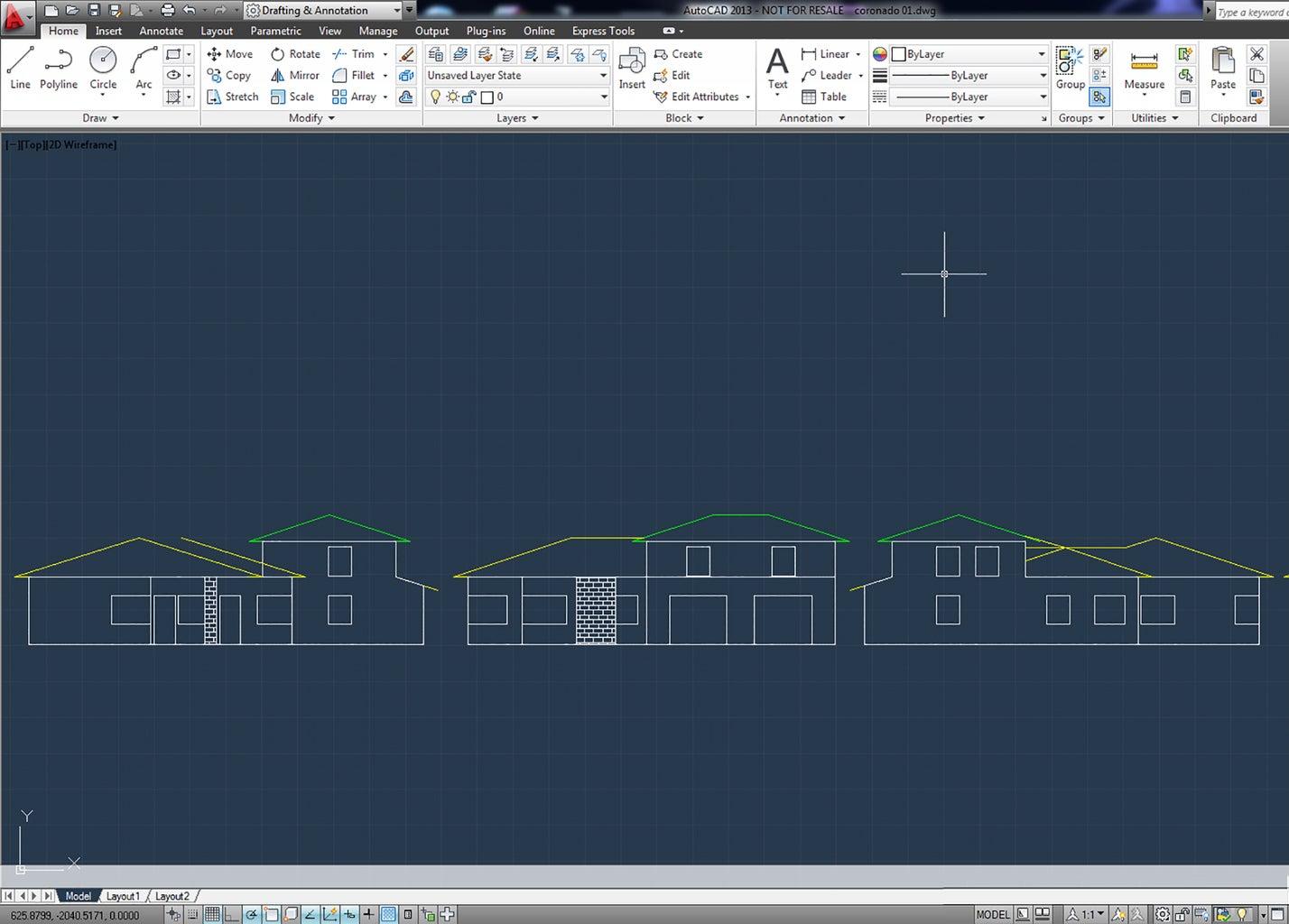 CAD - Make Elevations