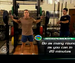 Navy SEAL Workout Series (2 of 10): Core Advantage