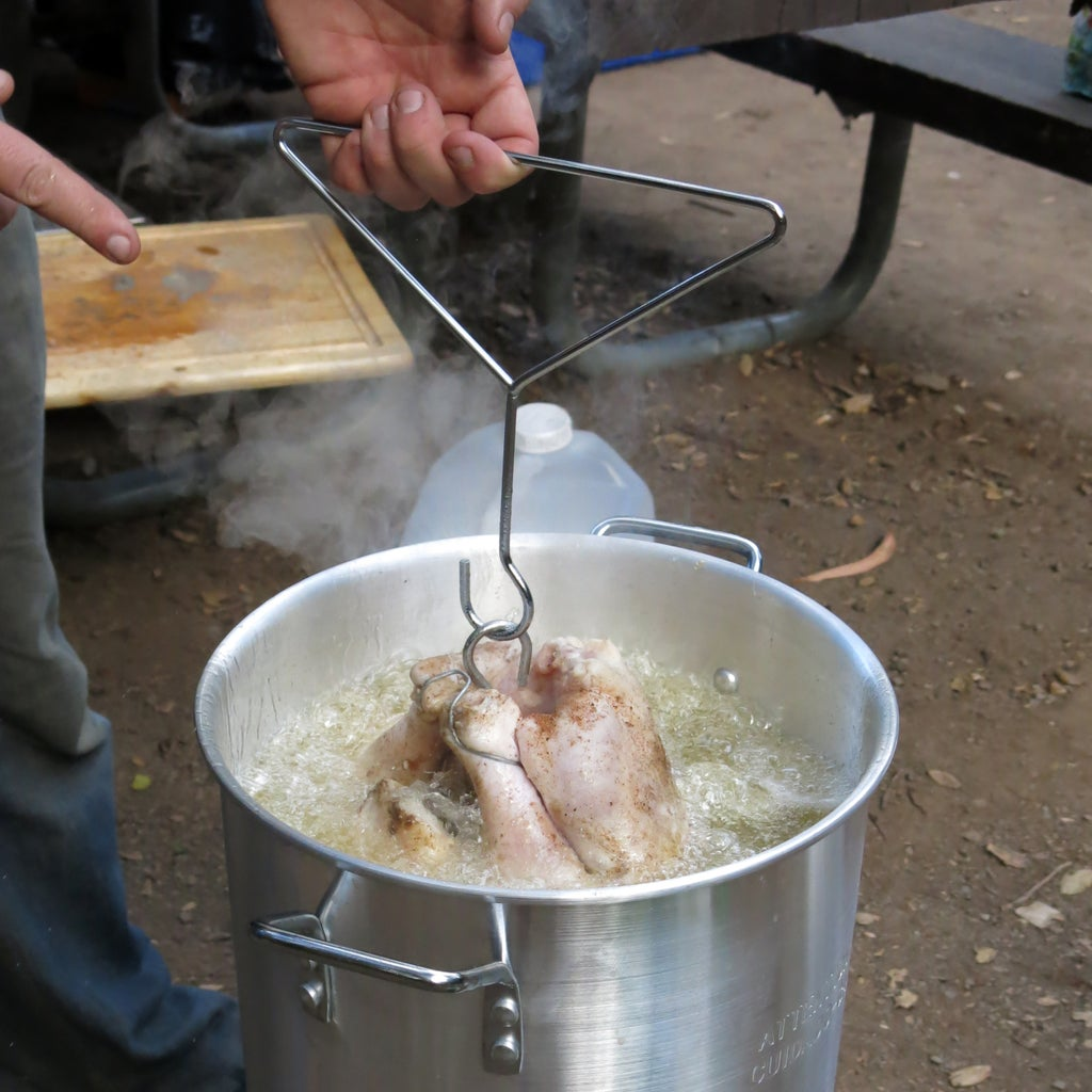 Fry Your Turkey!