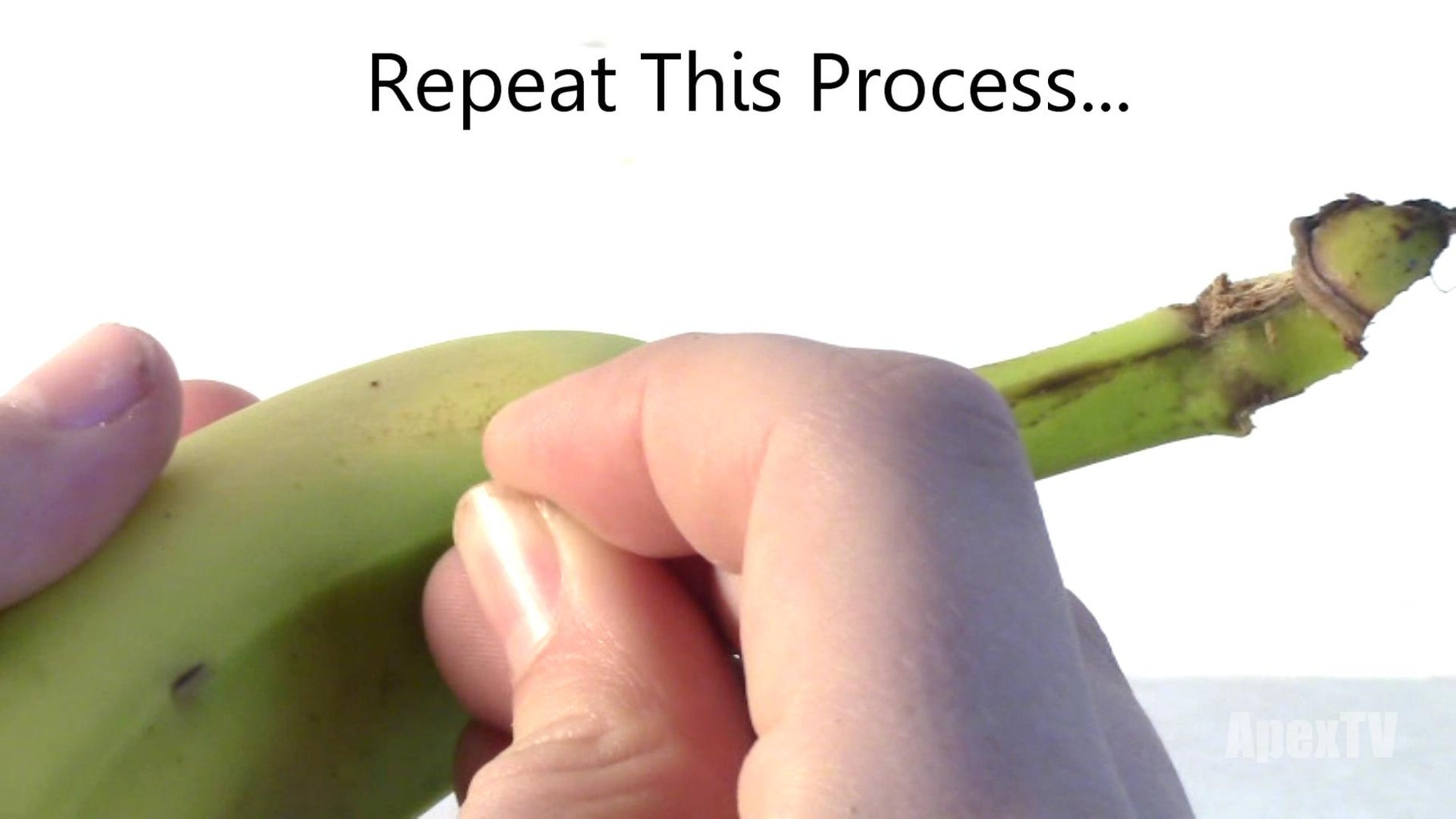 Repeat the Process