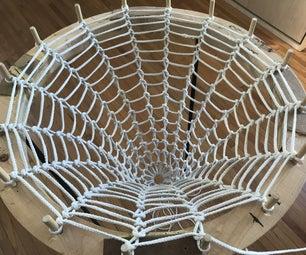 Knitting Compostable Eco-Stools
