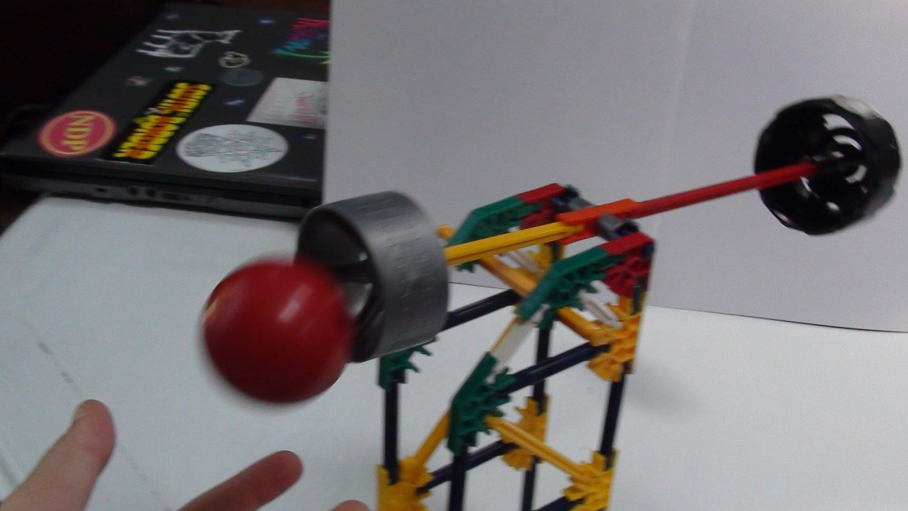 Ball Arm