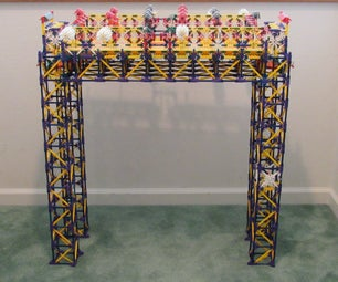 K'nex Foosball Table Instructions