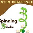 Spinning Snake