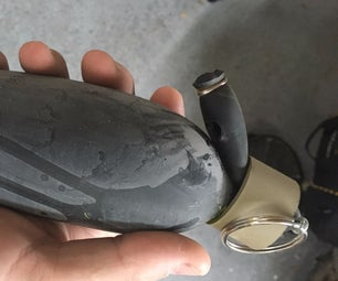 BEST DIY Paintball Grenade