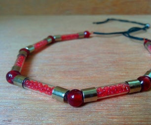 Make a Necklace Using Electrical Fuse