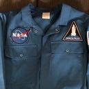 NASA Astronaut Flight Suit (SIMPLE)
