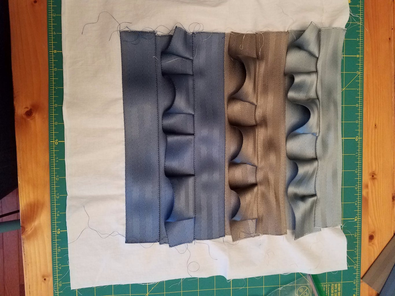 Sew Front of Bag