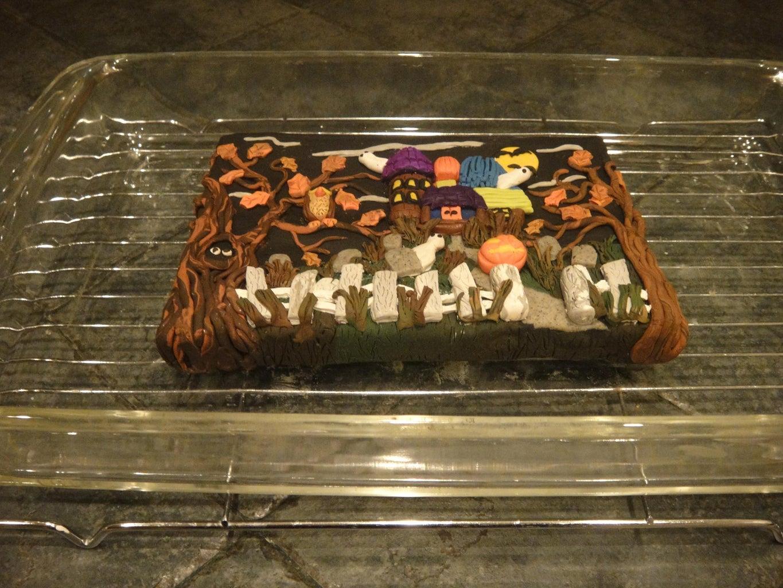 Bake and Cool