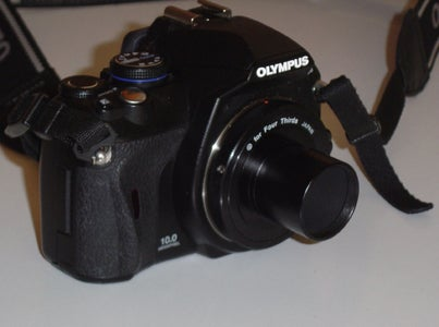 (10) Mount a Camera on It