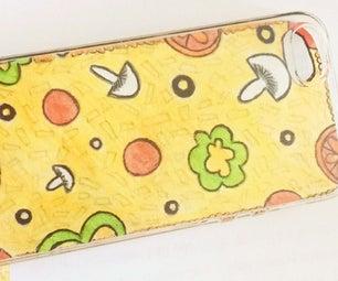 Pizza Phone-Case
