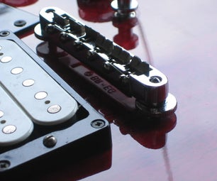 Electric Guitar Bridge Post Removal/installation Tool