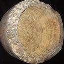 Wood Turning a Burl Bowl