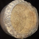 Wood Turning a Burl Bowl
