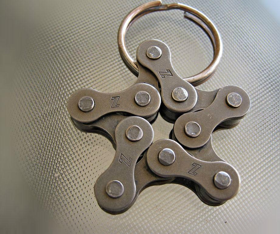 Bike (key) chain
