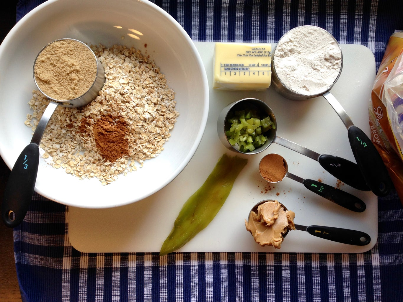 Combine Dry Ingredients First