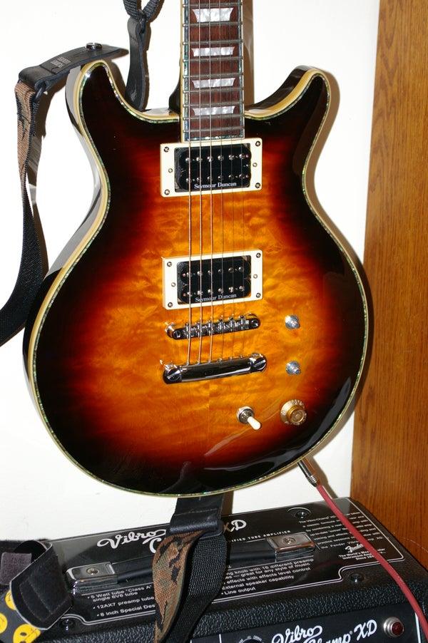 Guitar Pickups - Swapping or Replacing Humbuckers