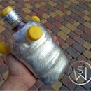 Thermo-flask From Junk