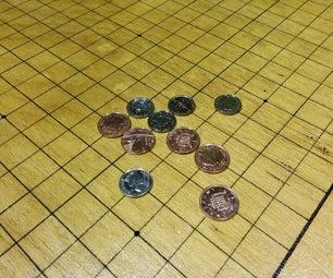 Go/Baduk/Weiqi Game Board