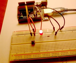 Most Simplest Toggle Switch With Arduino