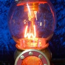 Steampunked Dream Guardian Night Light