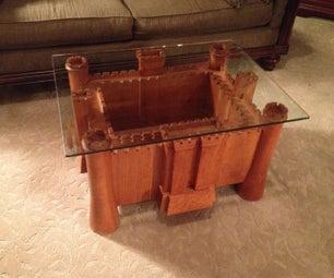 Castle Coffee Table