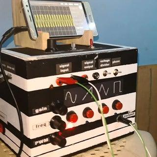Arduino Waveform Generator