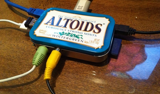 How to Make a Raspberry Pi Case From an Altoids Tin