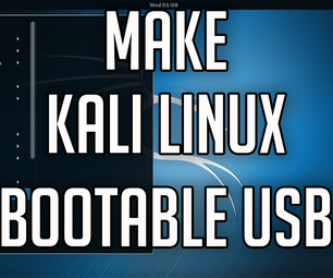 How To Make A Bootable Kali Linux 2.0 USB
