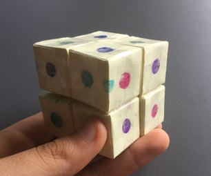 The INFINITY Cube Out of Paper