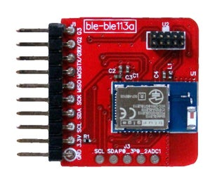 Bluetooth Low Energy and IBeacons With Tessel