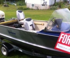 Converting Aluminum Boat to Bass Boat