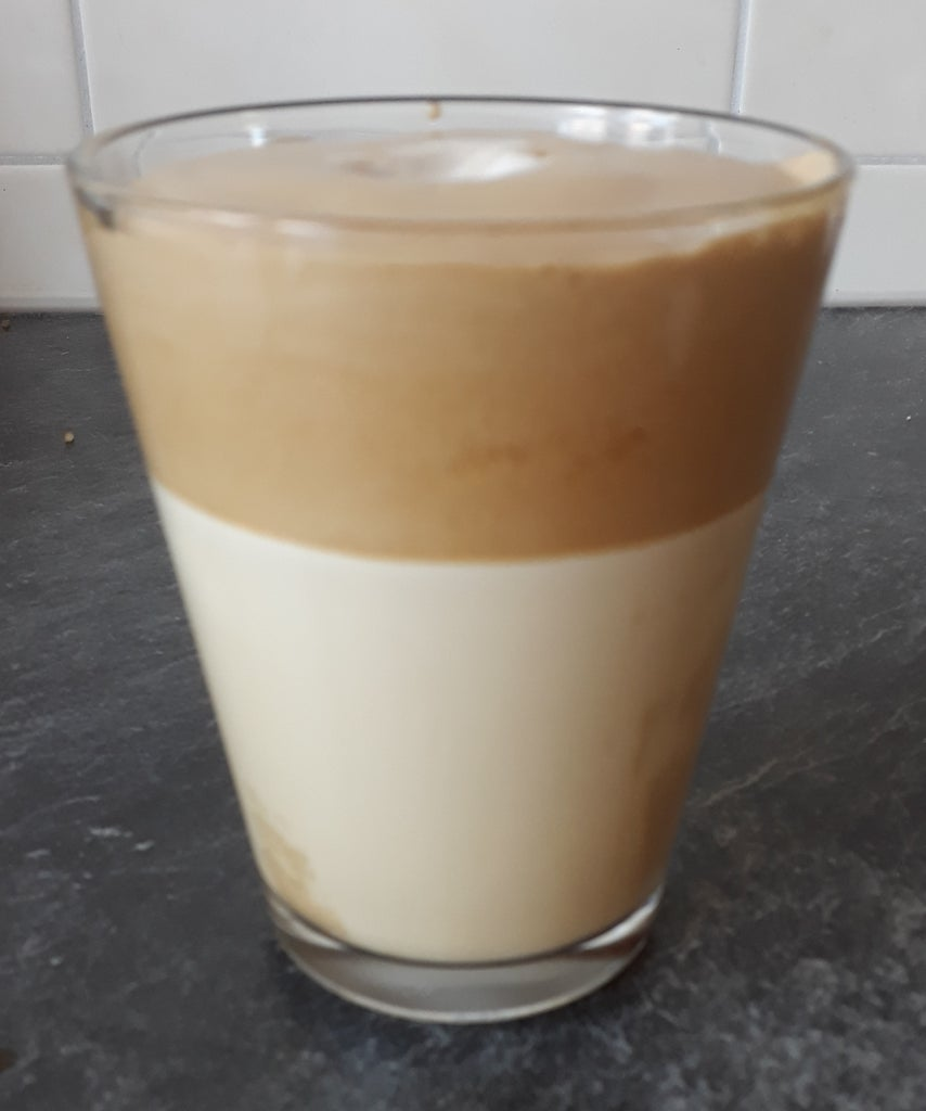 Dalgona Coffee {no Instant Coffee}