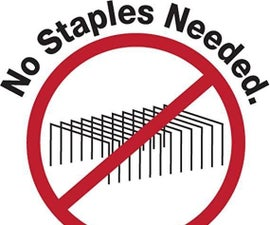 Hold the Staples