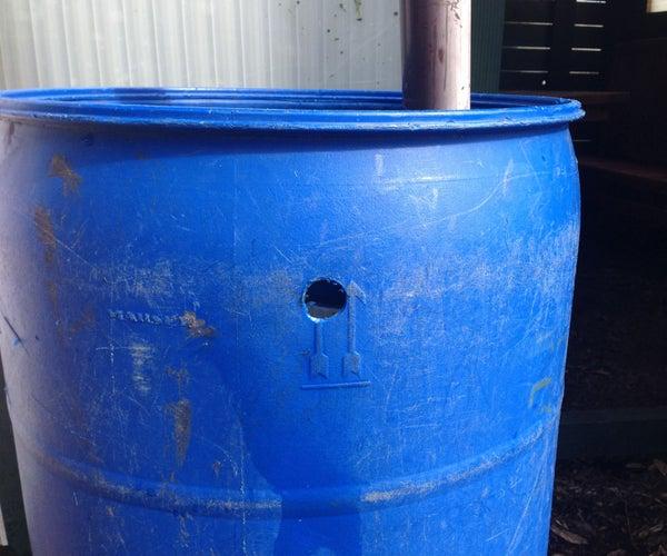 Use SUGRU to Repair Water Butt