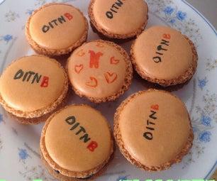 OITNB (Orange Is the New Black) Macarons