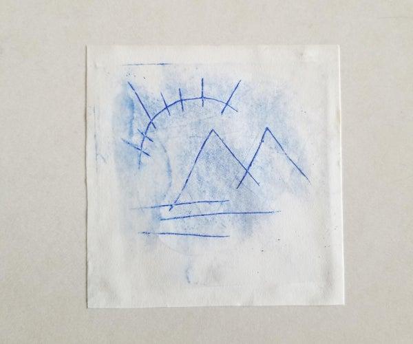 Printmaking: Drypoint