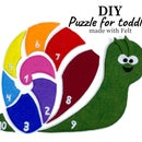 Colourful Snail Puzzle