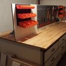 Basement workbench