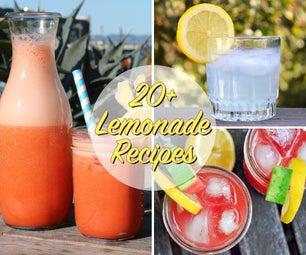 柠檬水食谱