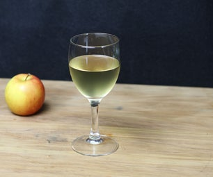 自制苹果核心葡萄酒