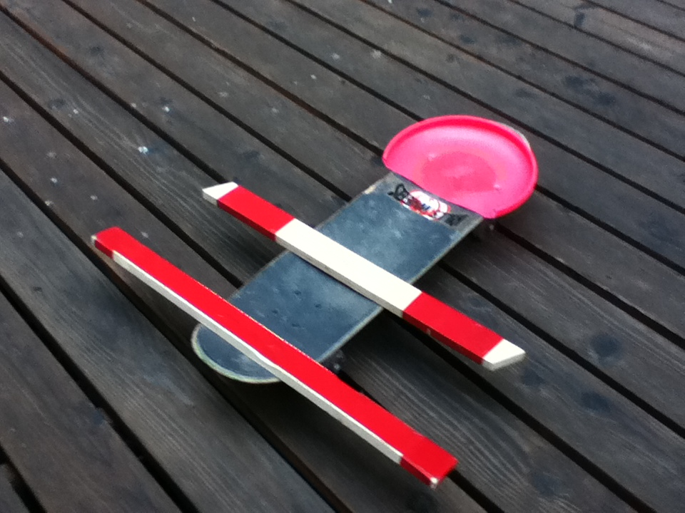 SkateBoard Buggy/Ride-On Roller Thingy