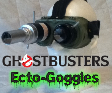 Ghostbusters: Ecto-Goggles