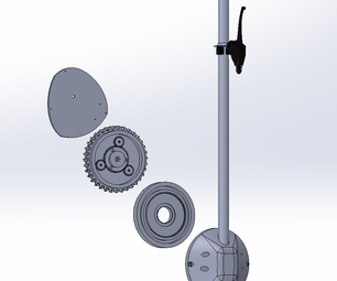 Design and Assemble a Wheelchair Lever Arm